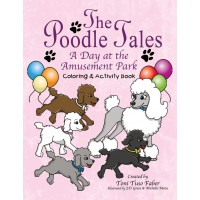 A Day At The Amusement Park Coloring and Activity Book [Digital Download]