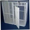 "48"" x 2' x 4' Dog Crate with Sealed Floor"