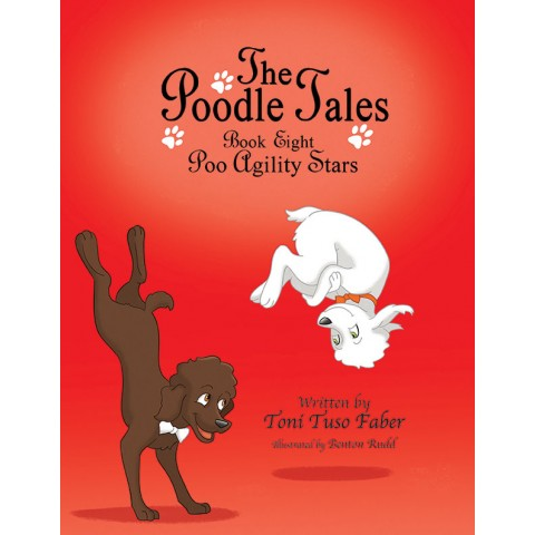 Book 8: Poo Agility Stars [Hardcover]