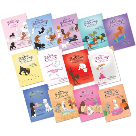 Books 1 - 13: The Poodle Tales Collection [Hardcover]