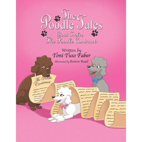 Book 12: The Poodle Contract [Hardcover]