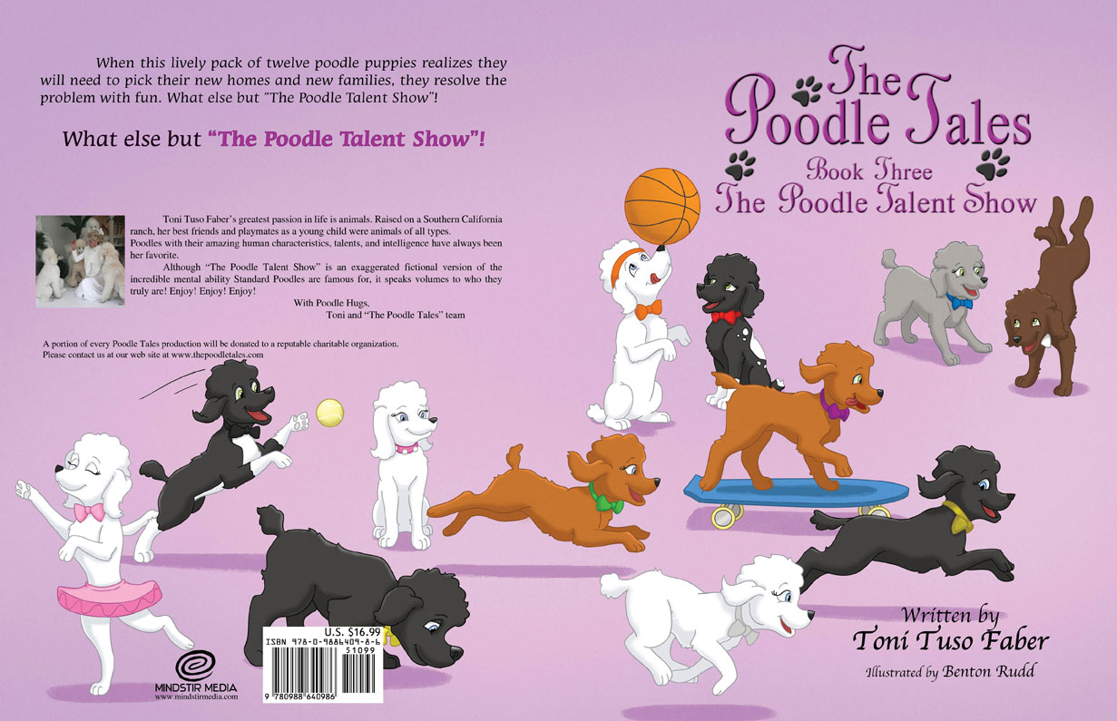 The Poodle Talent Show cover