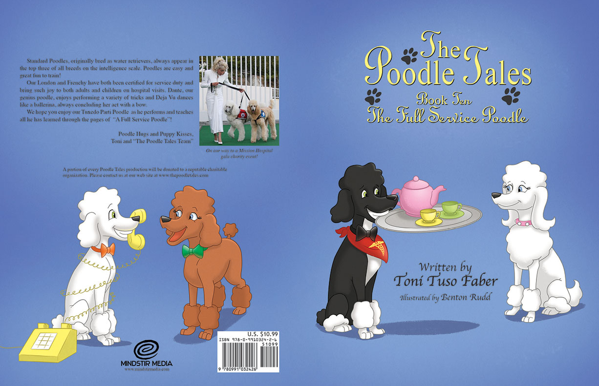 The Full Service Poodle cover