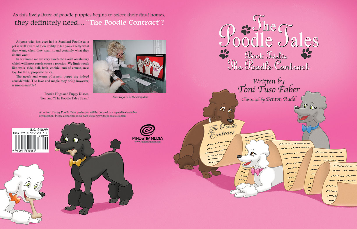 The Poodle Contract cover